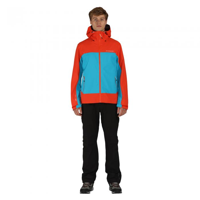 Excluse Jacket Blue Trail Blaze