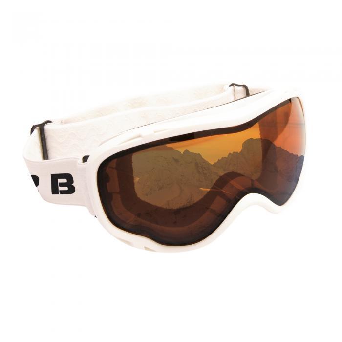 Velose Adult Goggles White