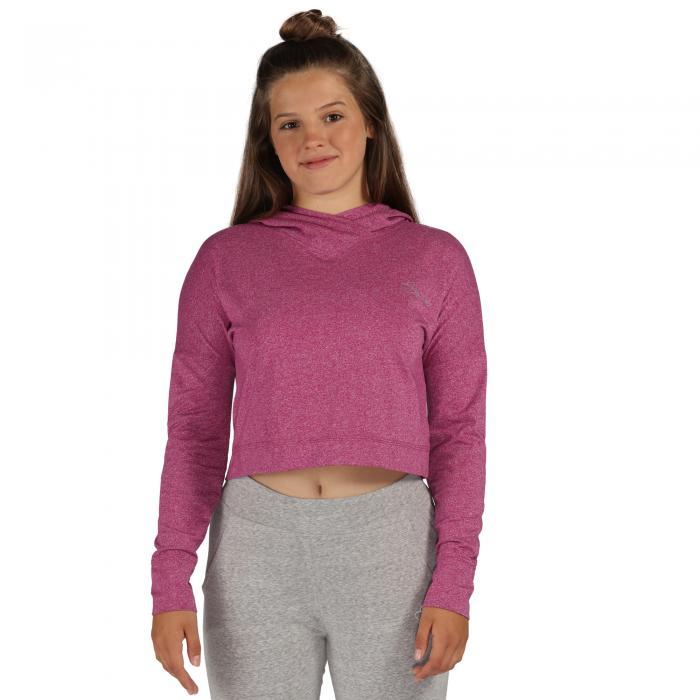 Preconceive Hood Camellia Purple