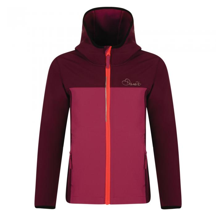 Advocate II Softshell Jacket Camellia Purple