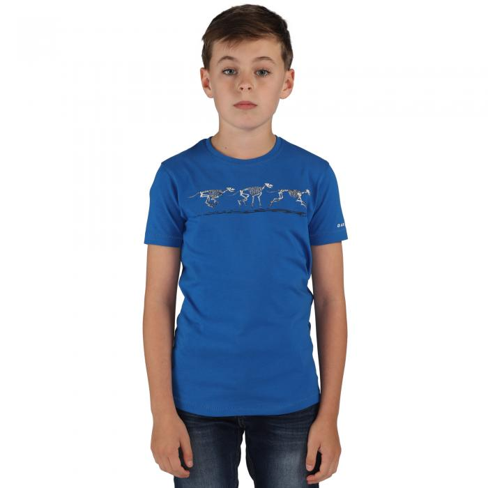 Luck ofthe Draw T-Shirt Oxford Blue