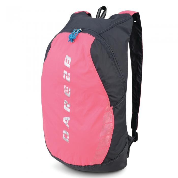Silicone II Rucksack Neon Pink Ebony