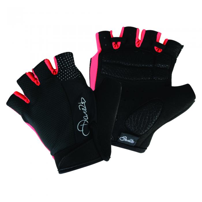 Grasp II Cycle Mitt Black