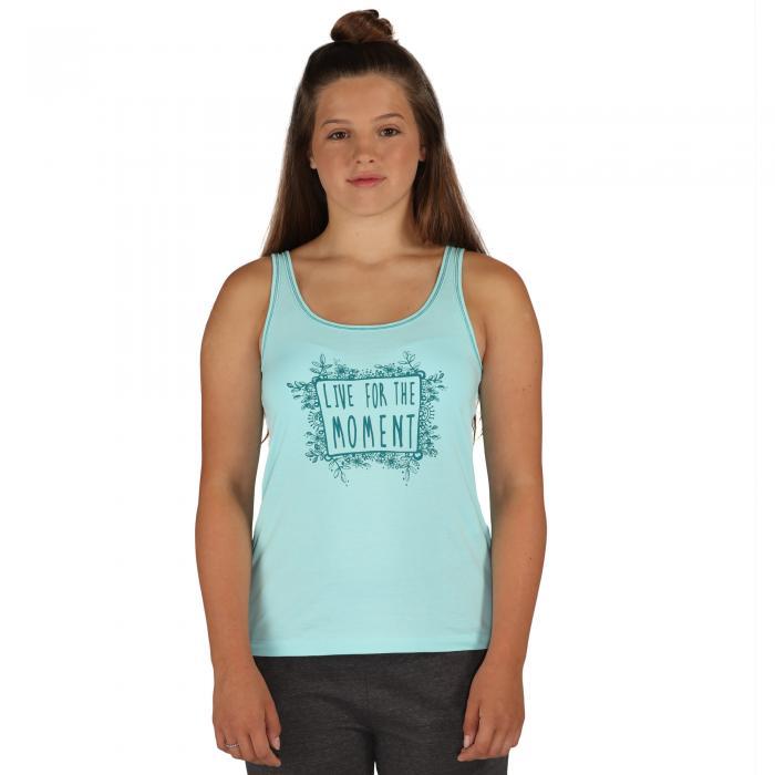 Introspective Vest Aruba Blue