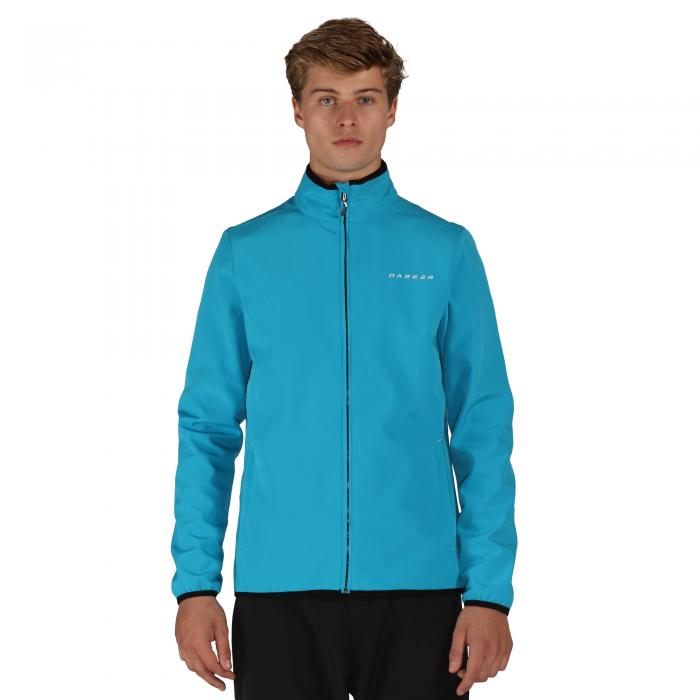 Assaliant II Softshell Fluro Blue