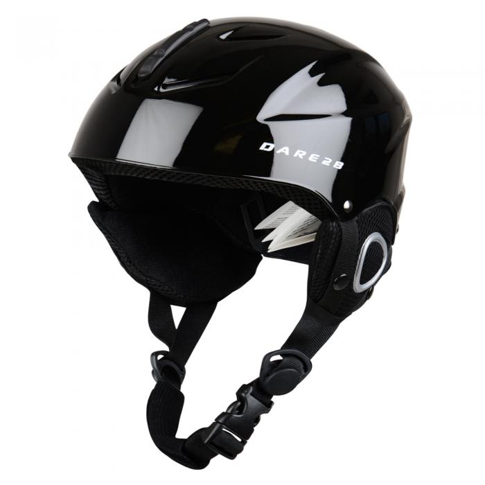 Scudo Kids Junior Helmet Black