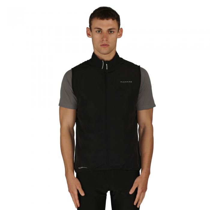 Fired Up Gilet Black