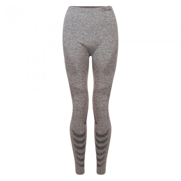 Womens Zonal III Legging - Charcoal Grey