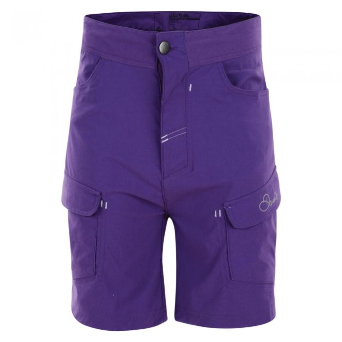 Kids Accentuate Short Royal Purple