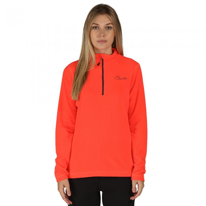 Freeze Dry II Fleece Fiery Coral