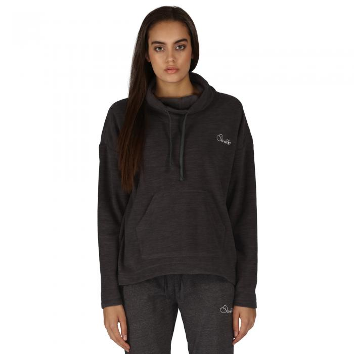 Prudent Fleece Charcoal Marl