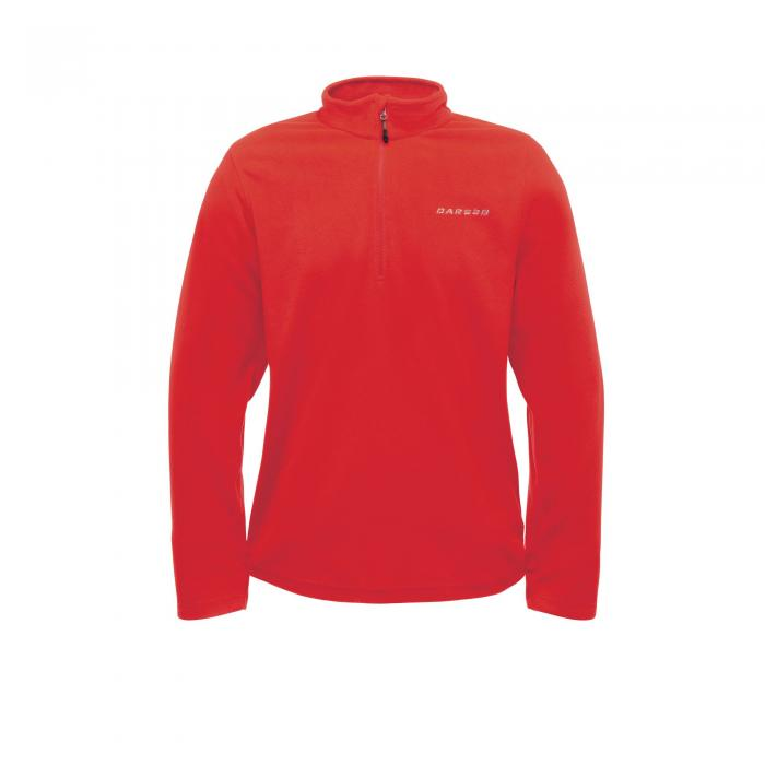 Freeze Dry II Fleece - Fiery Red