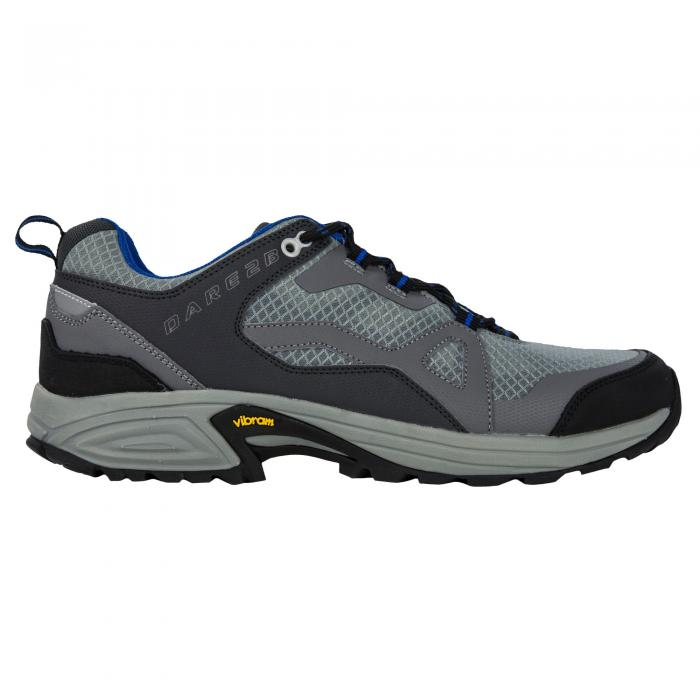 Cohesion Low Shoe Aluminium Grey