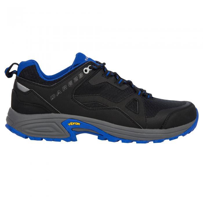 Cohesion Low Shoe Black Oxford Blue