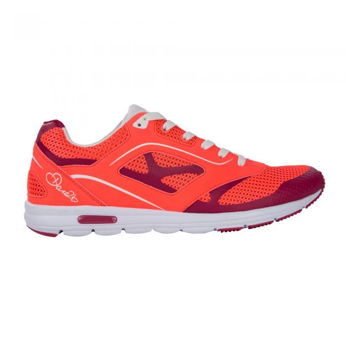 Lady Powerset Shoe Fiery Coral