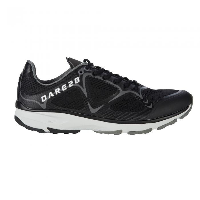 Altare Shoe Black Aluminium