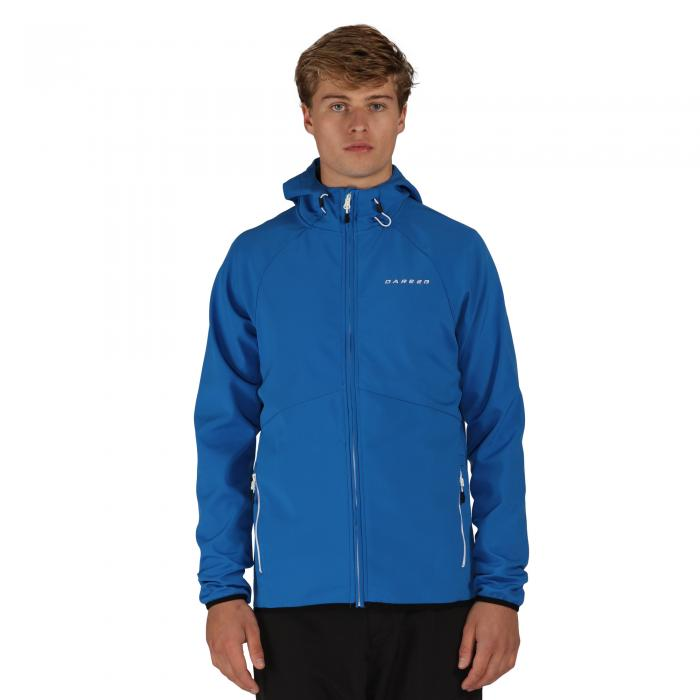 Invoke Softshell Hoody Oxford Blue