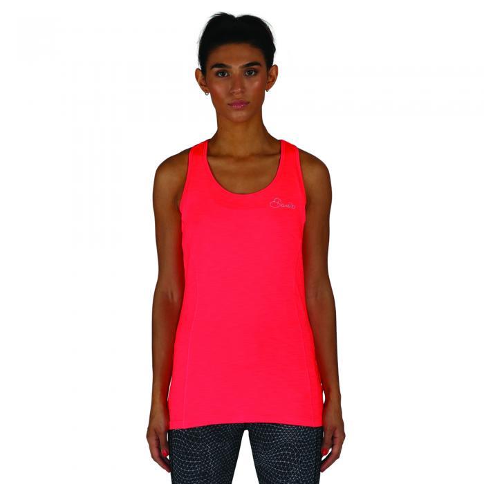 Pertain Vest Neon Pink