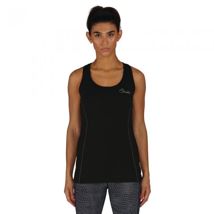 Pertain Vest Black