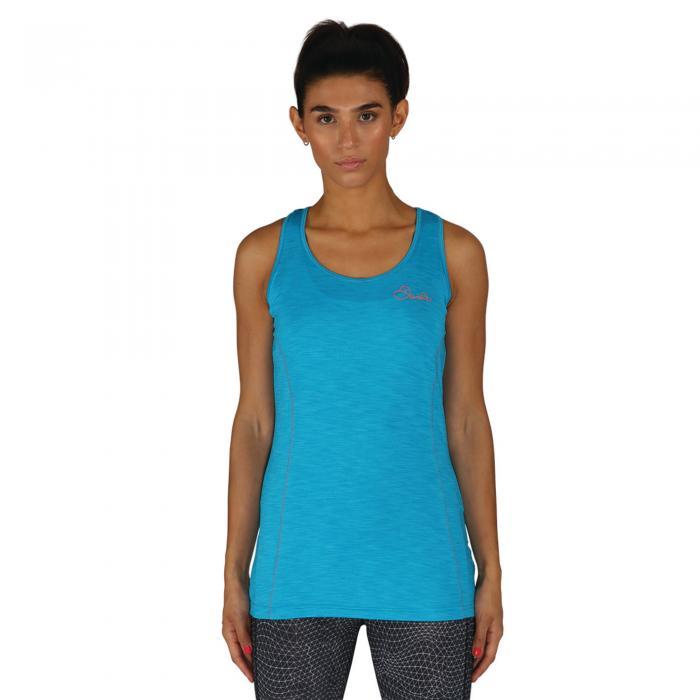 Pertain Vest Fluro Blue