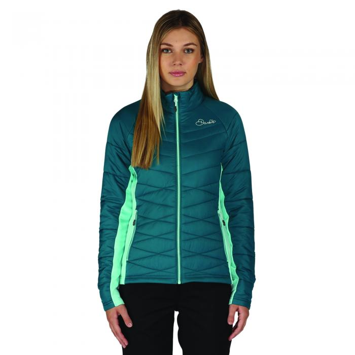 Spin Out Hybrid Jacket Deep Lake