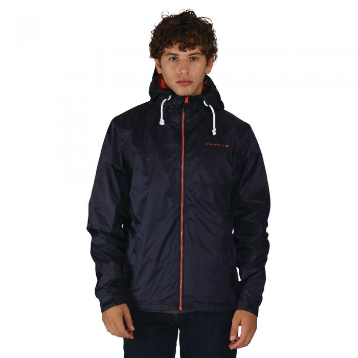 Prewarn Jacket Peacoat Blue