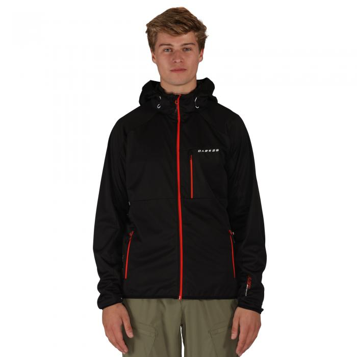Mobilize Softshell Jacket Black