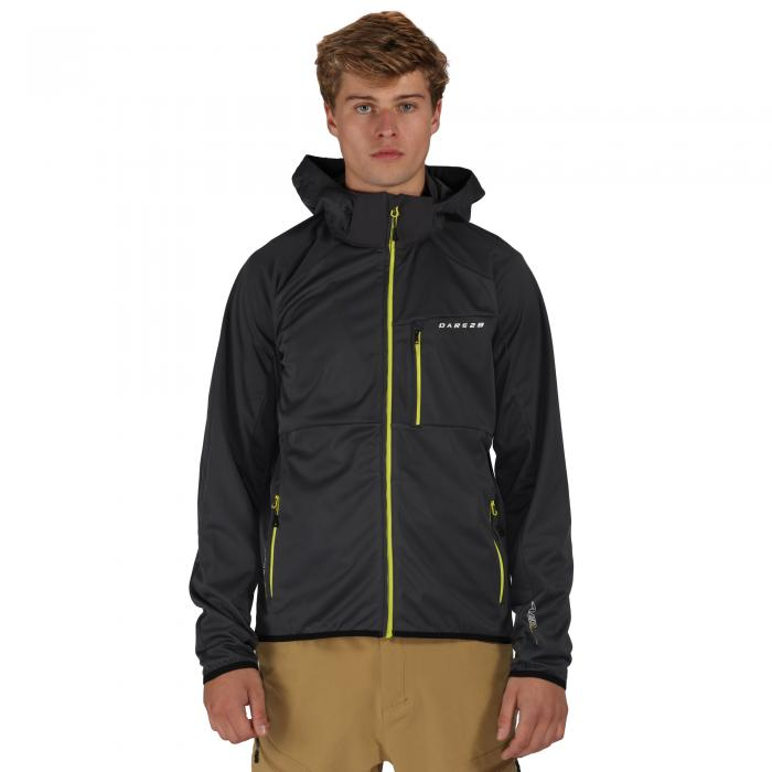 Mobilize Softshell Jacket Ebony Grey