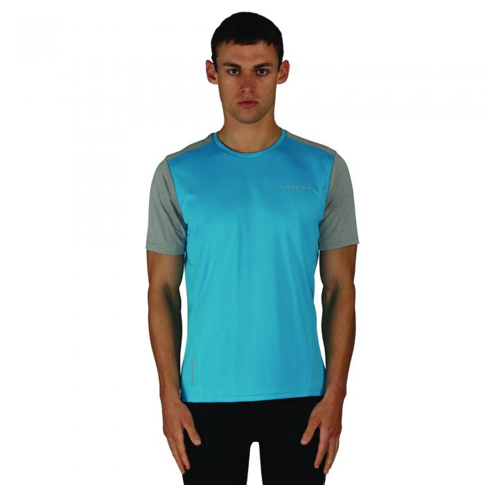 Unified T-Shirt Fluro Blue