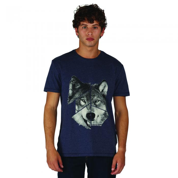 Too Wild T-Shirt Peacoat Marl