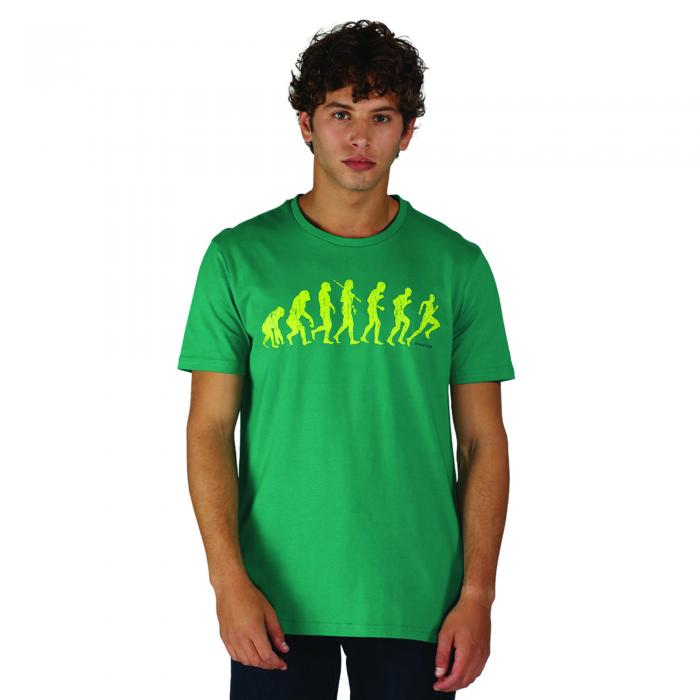 Darwin T-Shirt Ultramarine Green