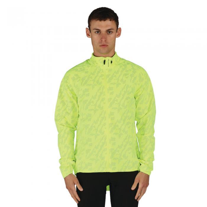 Illume Jacket Fluro Yellow