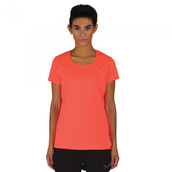 Reform II T-Shirt Fiery Coral