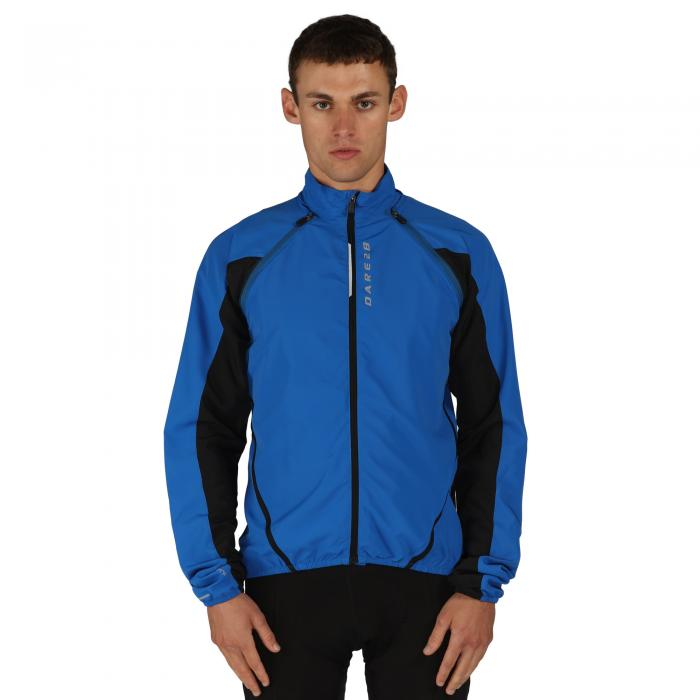 Unveil Windshell Jacket Oxford Blue