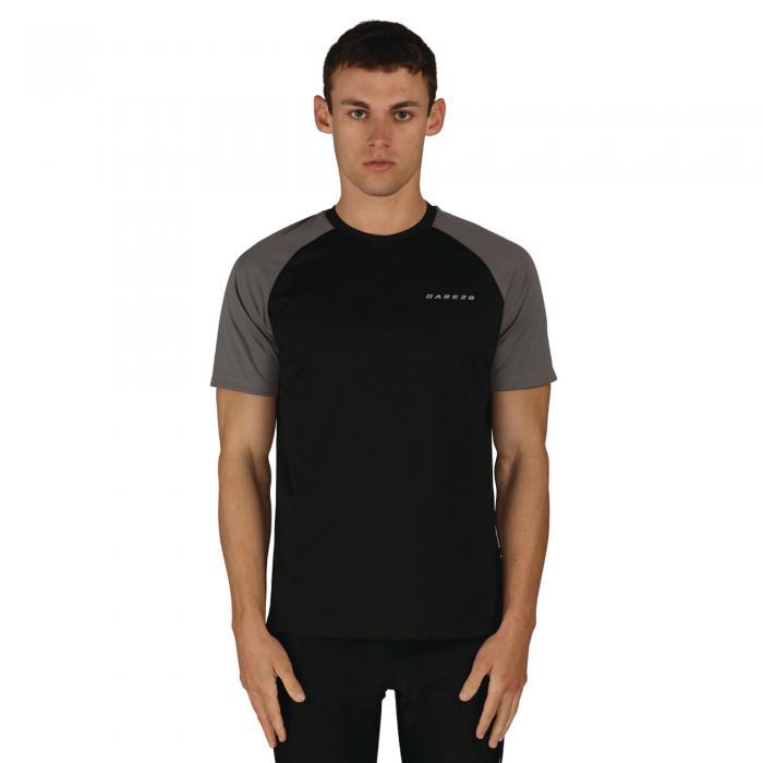 Undermine T-Shirt Black Grey