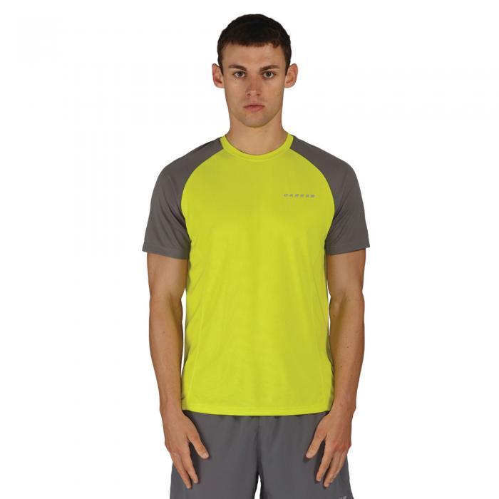 Undermine T-Shirt Neon Spring