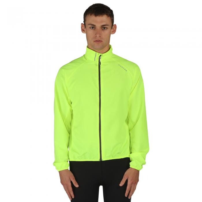 Fired Up Windshell - Fluro Yellow