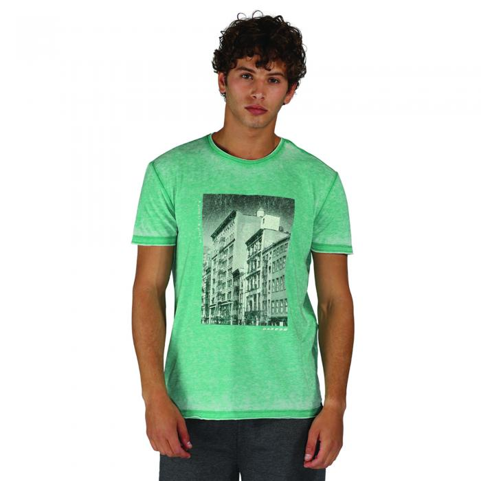 Interscape T-Shirt Ultramarine Green