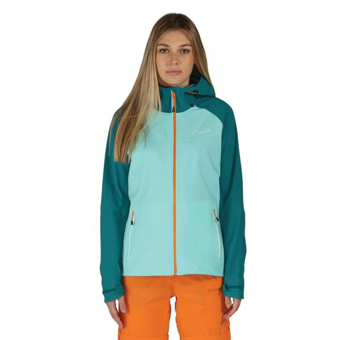 Recourse Jacket Aruba Blue