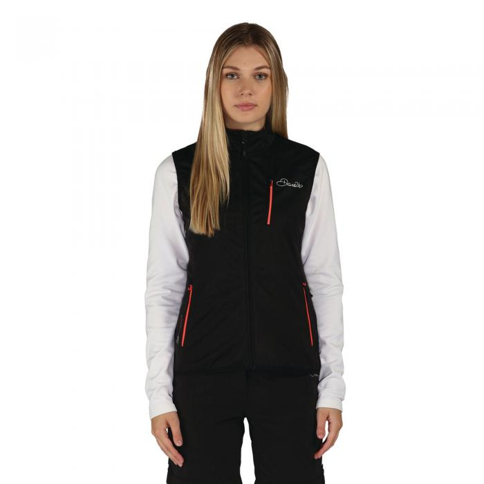 Catalyze Softshell Gilet Black