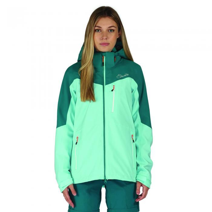 Veracity II Jacket Aruba Blue