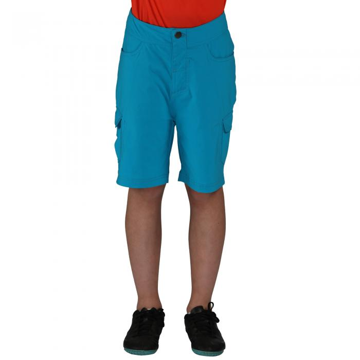 Kids Accentuate Short Fluro Blue