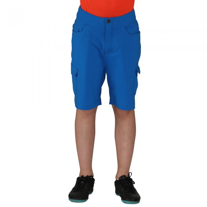 Kids Accentuate Short Oxford Blue