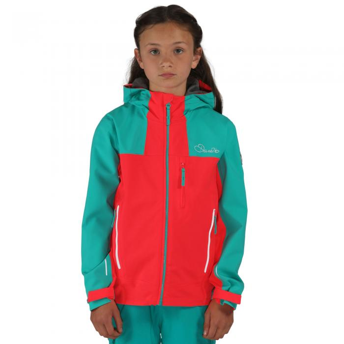 Resonance II Jacket Neon Pink
