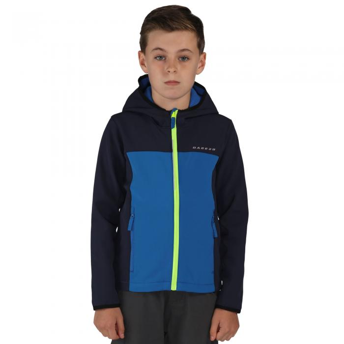 Advocate II Softshell Jacket Peacoat Blue