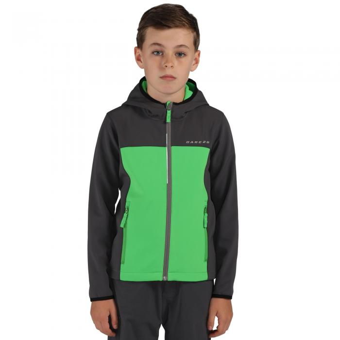 Advocate II Softshell Jacket Ebony Fairway