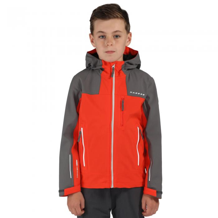 Resonance II Jacket Trail Blaze Grey