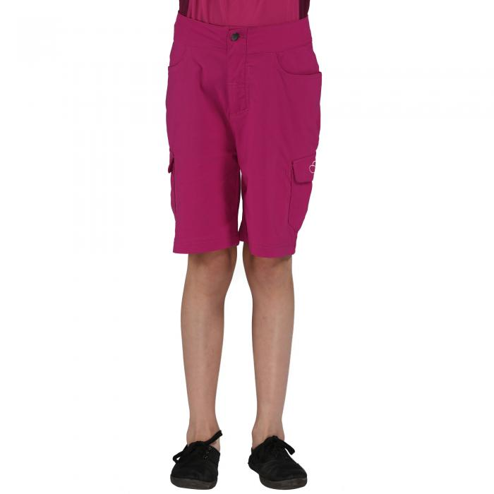 Kids Accentuate Short Camellia Purple