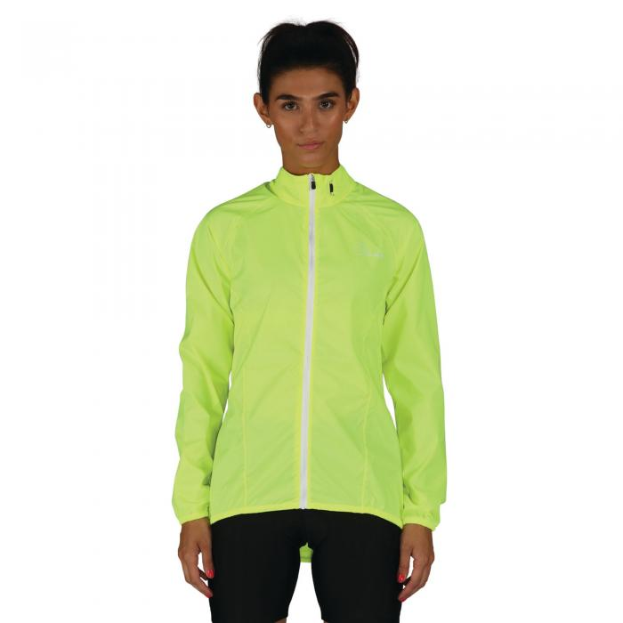 Evident II Jacket - Fluro Yellow