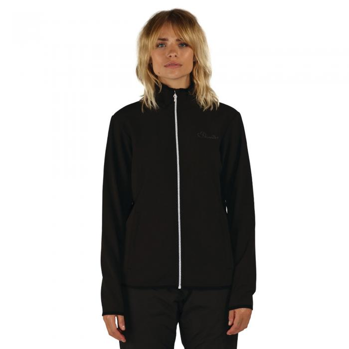 Attentive II Softshell Black